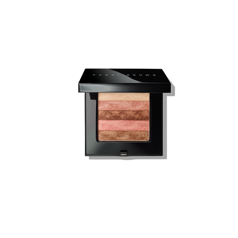 Bobbi Brown Shimmer Brick in Sunset Pink