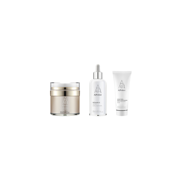My New Alpha-H Skincare Essentials